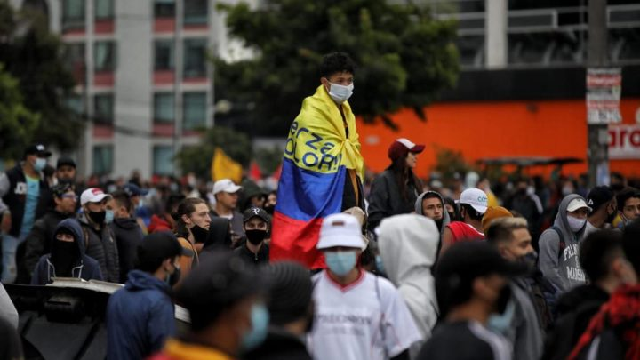 Kolumbien: Menschenrechtsverletzungen während des landesweiten Streiks