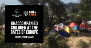 Minori non accompagnati alle porte dell'Europa. Un report da Samos
