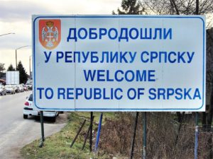Un non-paper anche per la Republika Srpska?