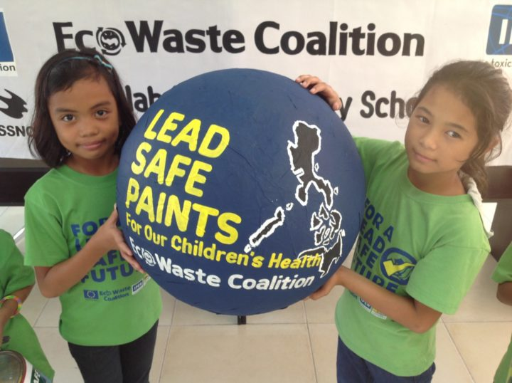 Philippine Groups Celebrate Shortlisting of Lead Paint Regulation for Future Policy Award 2021