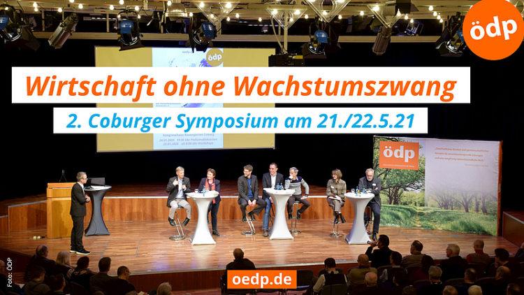 Wirtschaft ohne Wachstumszwang: Wege aus der Zerstörung des Planeten auf dem zweiten Symposium in Coburg