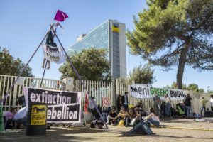 Extinction Rebellion il 12 maggio presidia l'assemblea degli azionisti di ENI