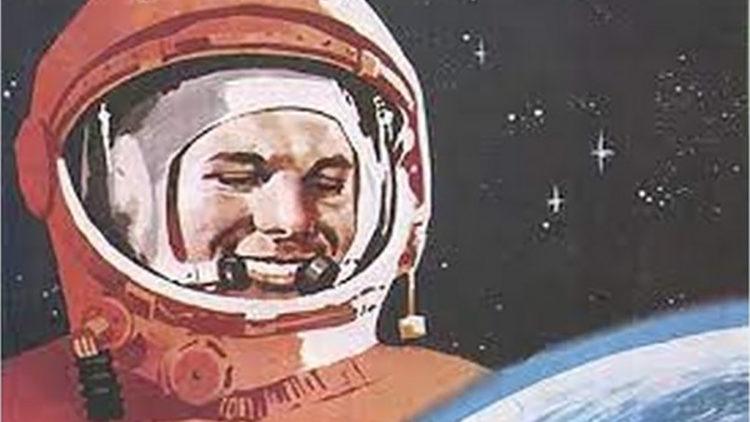 Die einzigartige Vision des Kosmonauten Gagarine