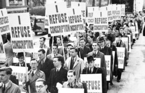 67 Years in the Peace Movement