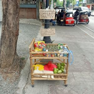 Community Pantry: One makeshift set-up that has captured the Filipinos' hearts