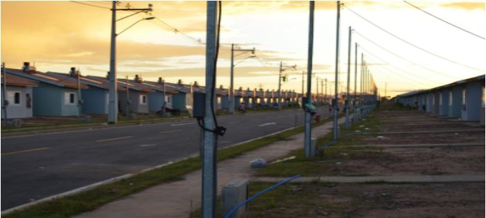 Families start urban occupation in search of new horizons in Campos