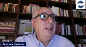 Δημήτρης Καρέλλας: να εφαρμόσουμε βασικό εισόδημα ταυτόχρονα με την πεισματική στήριξη του δημόσιου χαρακτήρα της υγείας, της παιδείας και του πολιτισμού