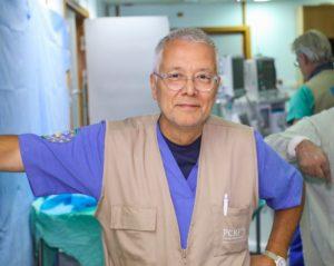 """Missioni di assistenza medica in Palestina. Intervista al dottor Vincenzo """"Stefano"""" Luisi"""