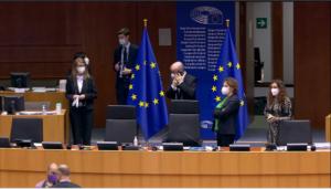 Πρόταση για την υποστήριξη της πρωτοβουλίας WAIVER για τις πατέντες υπό ψηφοφορία στο Ευρωκοινοβούλιο