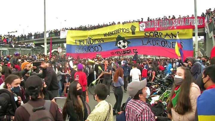 Pourquoi les troubles en Colombie ne s'arrêteront pas de sitôt