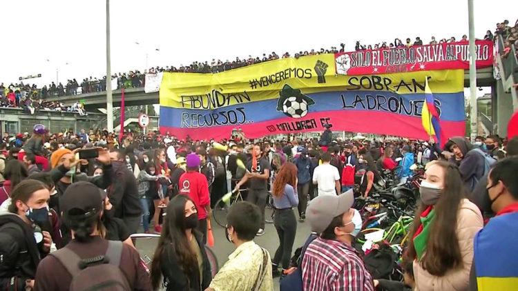 Warum die Unruhen in Kolumbien nicht so schnell aufhören werden