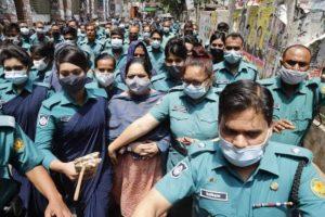 Bangladeshi senior journalist Rozina Islam in jail