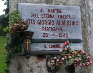 1943/1945. Giorgio Latis, partigiano e poeta