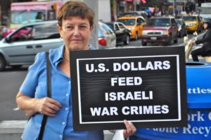 It's Past Time to End U.S. Funding of Israeli Violence