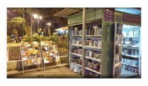 Campanha de DOAÇÃO de LIVROS da livraria Prosa da Praça