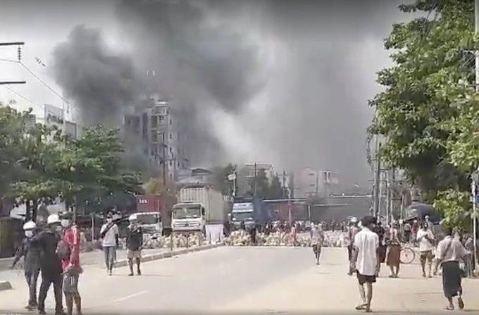 Myanmar, 200 Ong chiedono all'Onu l'embargo sulle armi alla giunta militare