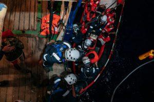 Quarto soccorso in 48 ore per la Sea-Watch 4