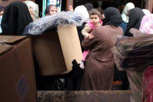 EEUU obstaculiza el regreso de refugiados sirios por sus intereses