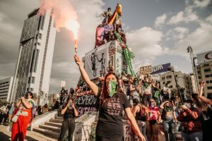 The rebellion of the Latin American peoples and the future
