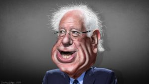 Bernie Sanders to U.S. establishment: Don't start a Cold War with China