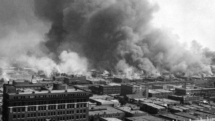 Das Tulsa-Massaker war ein gewaltsamer Akt rassistischer, und wirtschaftlicher Ungerechtigkeit