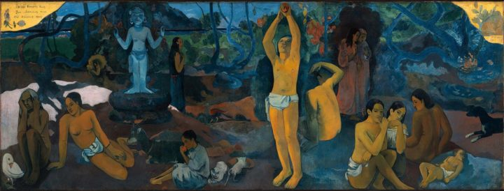 Meditations on a Paul Gauguin Painting: Where Do We Come From? What Are We? Where Are We Going?