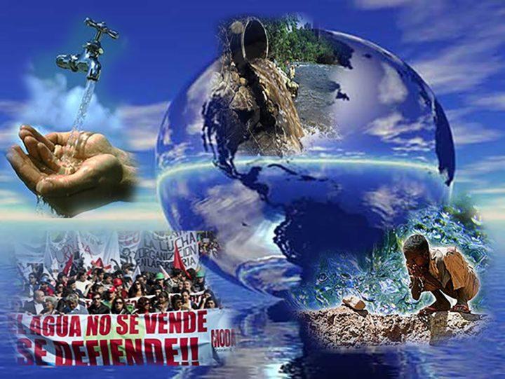 El agua: un bien universal