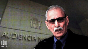 El acoso de Marruecos al Presidente saharaui Brahim Gali