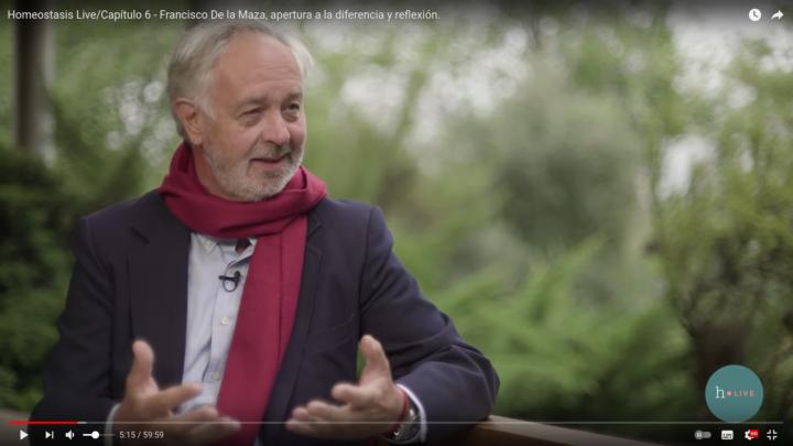 Homeostasis Live – Capítulo 6: Francisco De la Maza, apertura a la diferencia y reflexión