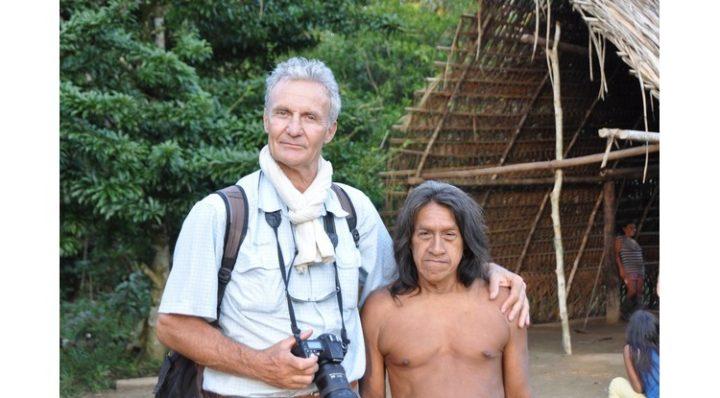 L'explorateur-photographe Christian Puech sauvagement agressé dans le Midi de la France