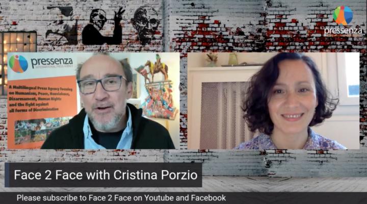 Face 2 Face with Cristina Porzio