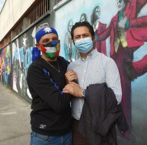 """""""Pelao Vade"""" constituyente lista del pueblo, llama a firmar por Ancalao como presidente plurinacional para  Chile"""