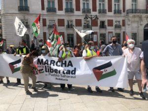 Ο Αμπντουλάχ Αράμπι μιλάει για την «Πορεία για την ελευθερία του λαού των Σαχράουι»