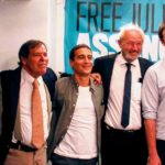 Julian Assange's Father and Brother in NYC to Demand Journalist's Freedom