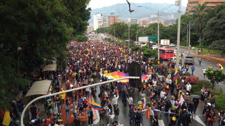 ¿Qué es lo que está pasando en Colombia?