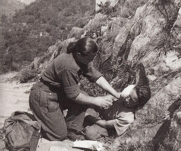 Maria Peron, l'infermiera dei partigiani