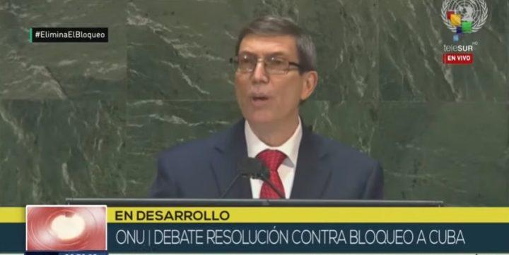 La vittoria di Cuba all'ONU: 184 a favore, 2 contro, 3 astensioni
