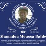 Moussa Balde, preghiera interreligiosa in moschea aperta a tutta la cittadinanza