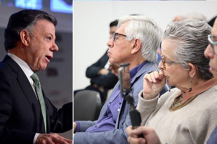 Colombia: expresidente Santos aportará su testimonio sobre ejecuciones extrajudiciales