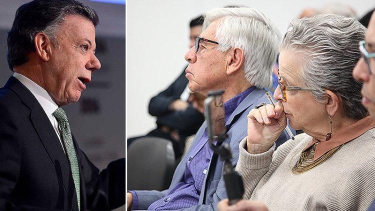 Colombia: expresidente Santos rendirá testimonio sobre ejecuciones extrajudiciales