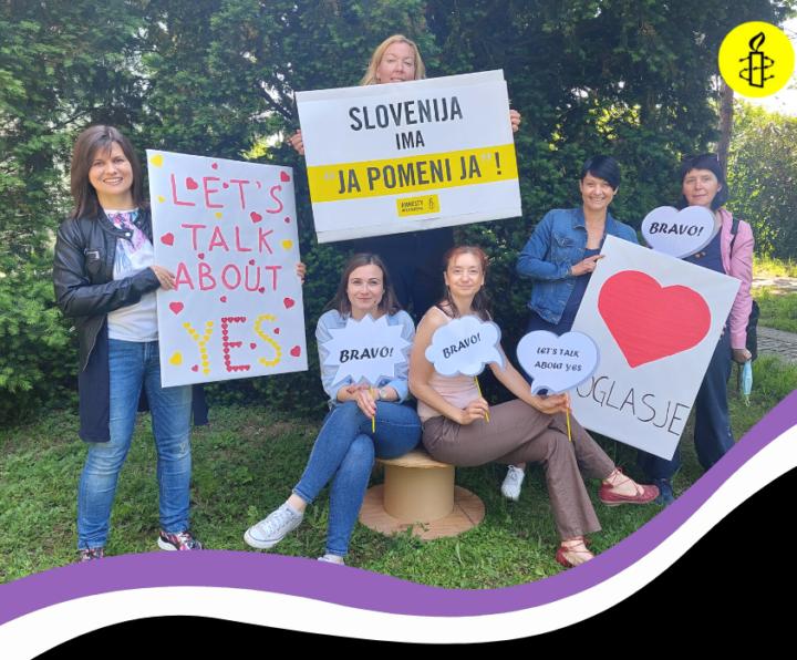 Slovenia, il Parlamento modifica la legislazione sullo stupro