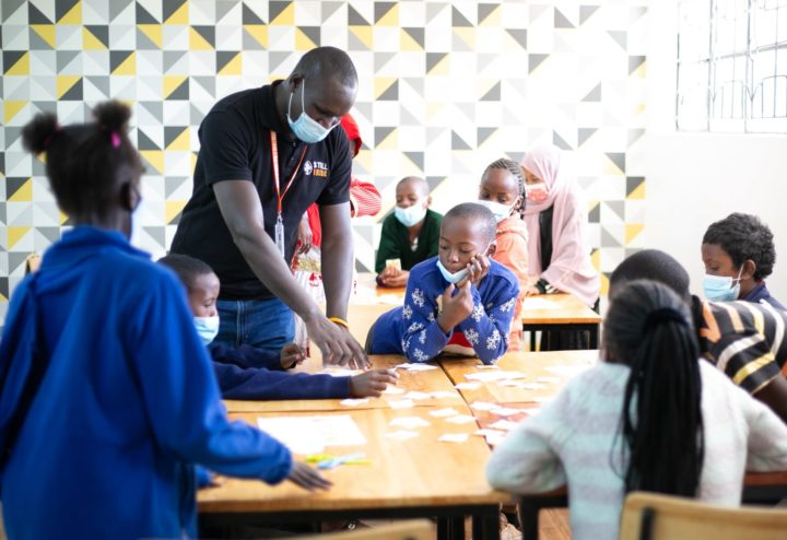 Kenya: an IB diploma for vulnerable and refugee children