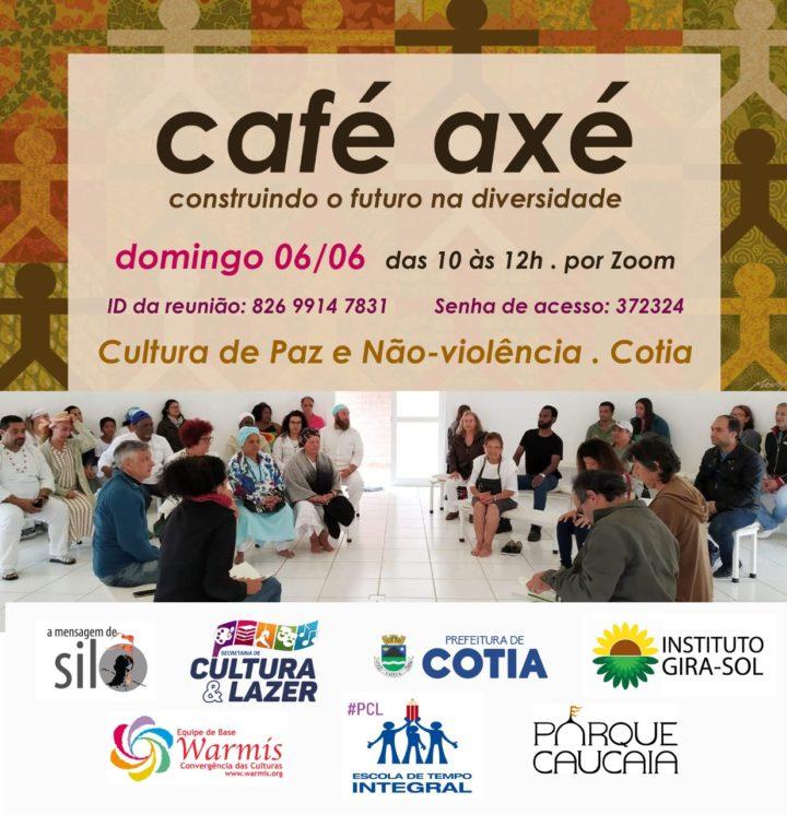 Café com Axé, construindo o futuro na diversidade