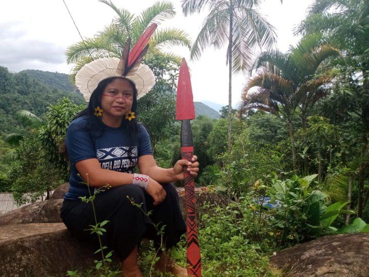 I popoli indigeni di tutto il Brasile protestano per la demarcazione delle loro terre contro il progetto di legge ruralista