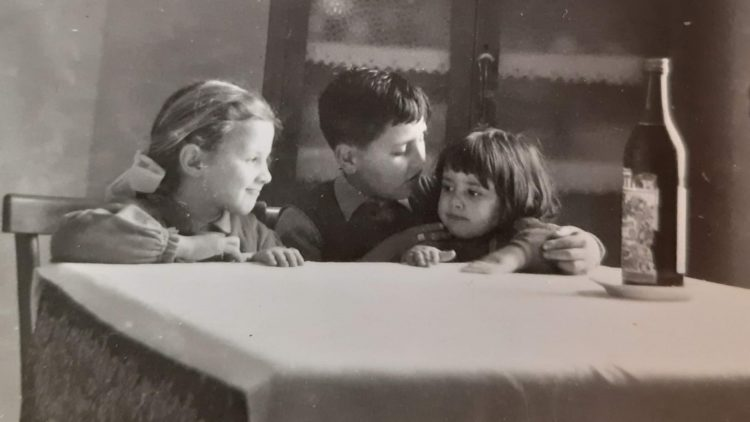 Roma, 1943. Tomassina Loreti e la bambina nascosta