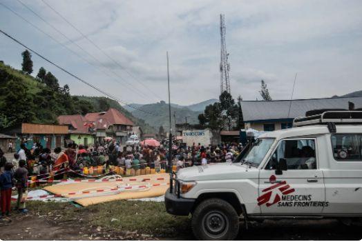 RDC/Goma: Mezzo milione di persone senza acqua potabile dopol'eruzione del vulcano