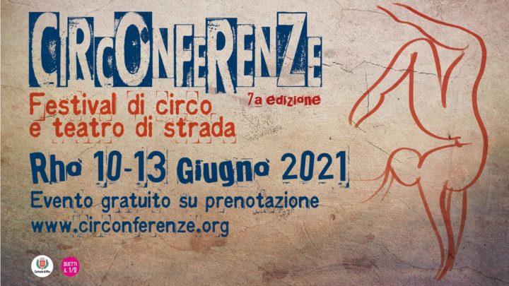 Circonferenze – Festival di Circo e Teatro di Strada