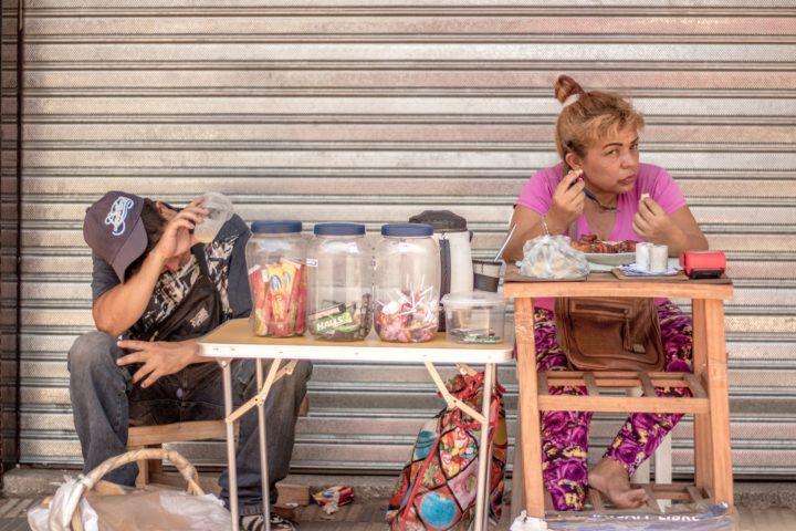 Armut in Süd- und Nordamerika