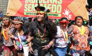 Indigeni brasiliani si mobilitano contro le demarcazione territoriali di Bolsonaro