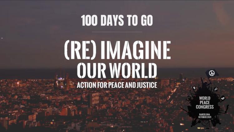 Barcelona wird vom 15. bis 17. Oktober 2021 Gastgeber des Zweiten Internationalen Friedenskongresses sein